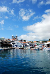 Kleiner Hafen von São Mateus