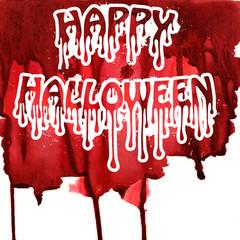 Halloween flyer.