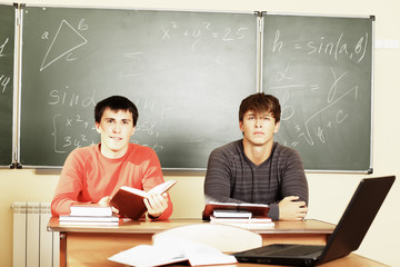 male students