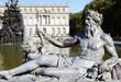 Statue Schlossgarten - Statue Castle