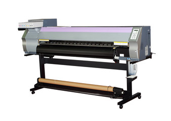 Large format inkjet printer for outdoor billboards printing