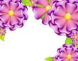 composicion floral hermosa