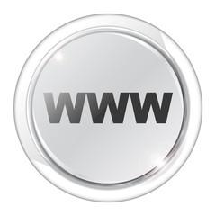 white button www