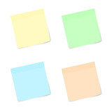 Four Post-it