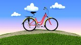 toon bicycle