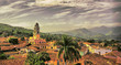 Leinwandbild Motiv cuba trinidad