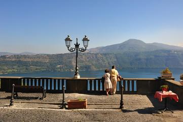 Castel Gandolfo - Lago Albano