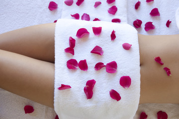 pampering