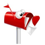 spam postbox poster