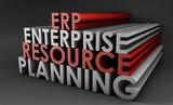 Enterprise Resource Planning ERP poster