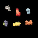 sea creatures poster