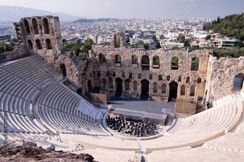 Ancient Odeum of Acropolis