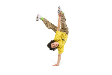 break dancer
