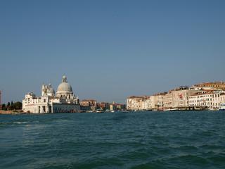 Santa Maria Della Salute and Canal Grande - Venice, Italy