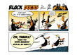 Black Ducks Comic Strip episode 27