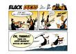 Black Ducks Comic Strip episode 27