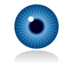 Picto d'un oeil