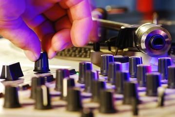 dj party club mixer
