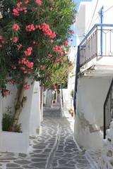 Ruelle à Paros - Cyclades - Grèce © Open Mind Pictures