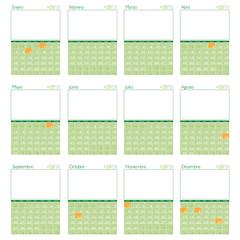 calendarion meses