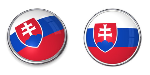 Banner Button Slovakia