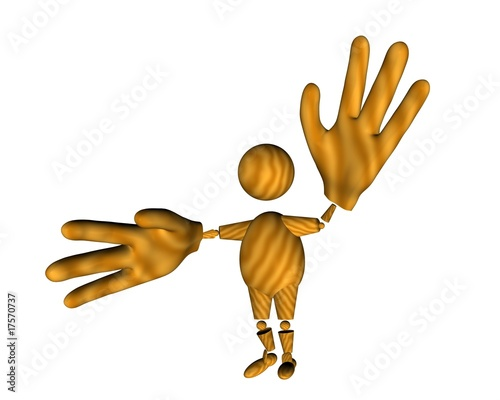 grosses mains