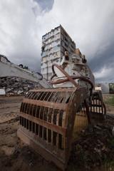 Pince de déconstruction