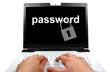 Passwort Schutz am Computer