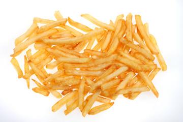 Pommes Frites in Herzform