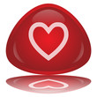 "Bouton ""Coeur"" -- ""Heart"" Button"