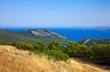 Greek islands at sunny day, Poros, Greece