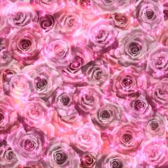 薔薇の背景