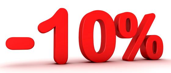 -10 porciento