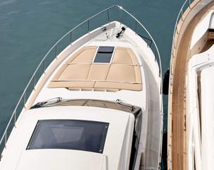 deck yacht