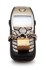 Lock phone