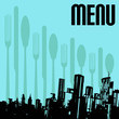 Urban Menu Template