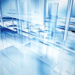 hi-tech glass