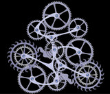 Lots of cogs and gears
