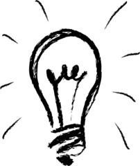 Ampoule idée imagination #1