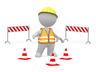 Omino under construction