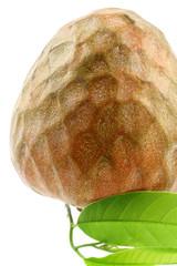 fruit tropical coeur boeuf, Annona reticulata
