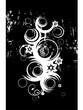 schwarz/weiß design