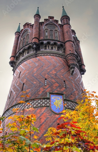 Wasserturm von Rostock