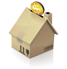 Financing of moving his household