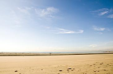 Daytime beach