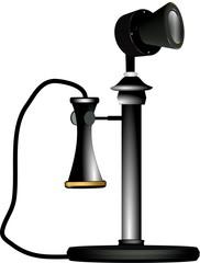 candelstick telephone