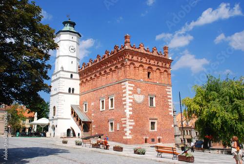 Ratusz w Sandomierzu - 17652966