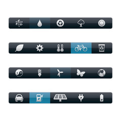 Interface Icons - Ecology