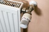 Heat regulator of radiator poster