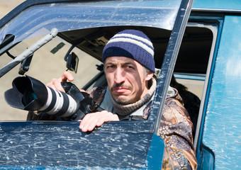 Photographer naturalist